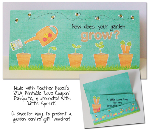 Heather roselli designs gardener gift voucher500 yadclub Image collections