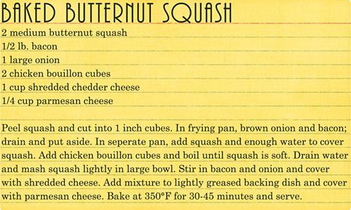 Bakedbutternutsquash