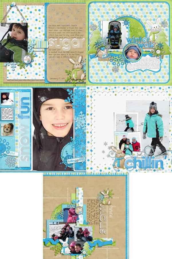 SnowBunnyLayouts